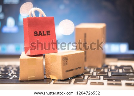 Online shopping is a form of electronic commerce that allows consumers to directly buy goods from a seller over the internet. #1204726552