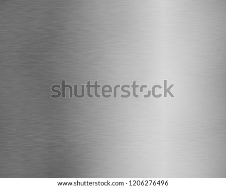 Metal texture or stainless steel background #1206276496