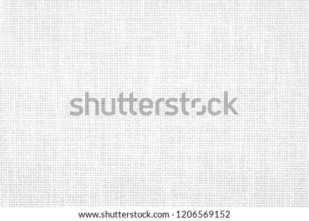 White canvas texture as background #1206569152
