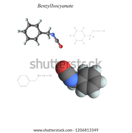 Molecular structure, 3D molecular plot and structure diagram, amines #1206813349
