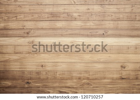 Brown wood plank wall texture background Royalty-Free Stock Photo #120710257
