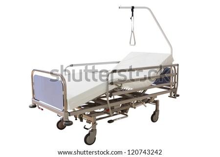 medical bed #120743242