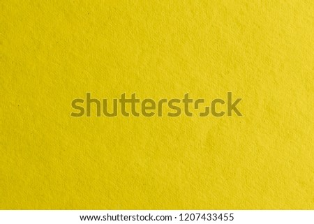 Yellow paper texture #1207433455