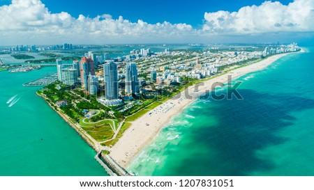 Miami Beach, South Beach, Florida, USA.  #1207831051