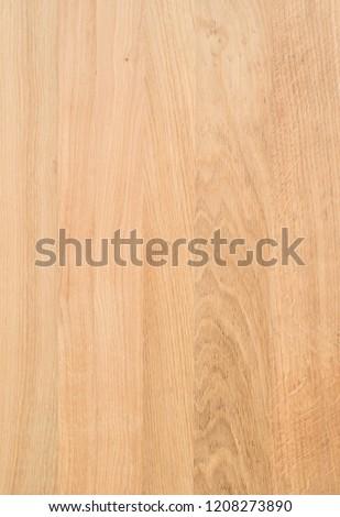 A fragment of a wooden panel hardwood. Oak. #1208273890