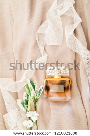 Perfume used by the stunning bridal #1210021888