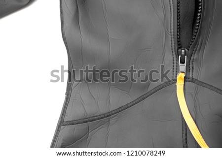 Wet suit close up. #1210078249