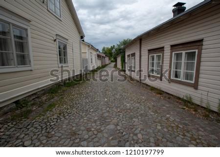 Northern Europe Finland Porvoo  #1210197799