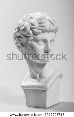 Ancient greek sculpture,David sculpture #1211703718