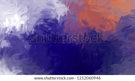 Brushed Painted Abstract Background. Brush stroked painting. #1212060946