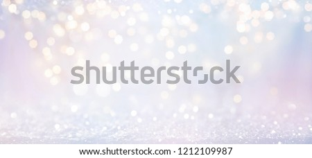Christmas and New Year holidays background with champagne #1212109987