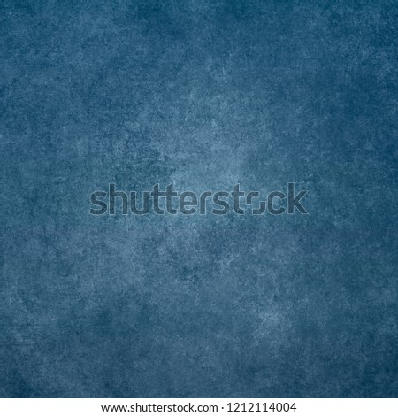 Vintage paper texture. Blue grunge abstract background #1212114004