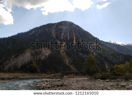 Gurez valley kashmir beautiful place ..... #1212165010