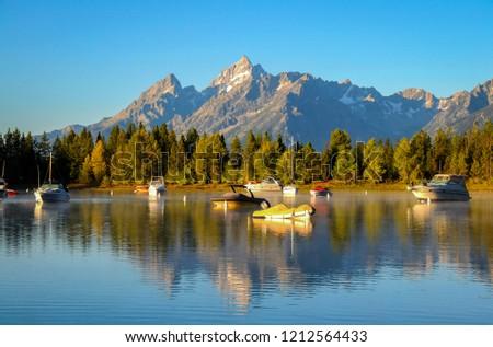 Grand Teton National Park #1212564433