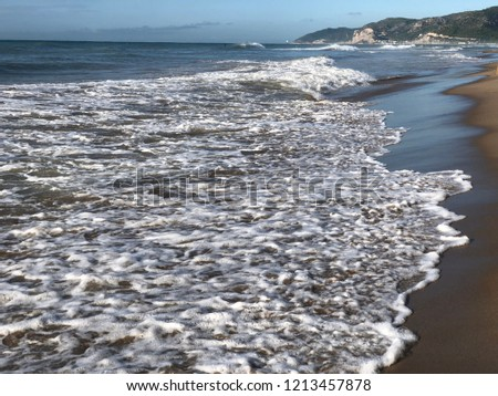 Waves of the Mediterranean  #1213457878
