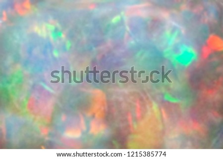 abstract opal background
