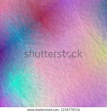 Color Beautiful. painted Surface design banners. abstract shape  and have copy space for text. background texture wall #1218778156