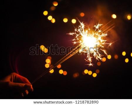 Merry Christmas ball, santa claus, red #1218782890