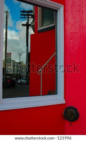 Mirror reflection #121996
