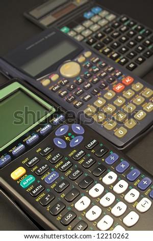 set of various Scientific Calculators #12210262