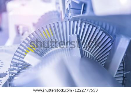 turbine metal mechanism details #1222779553