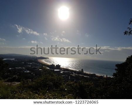 Sunshine with Coast #1223726065