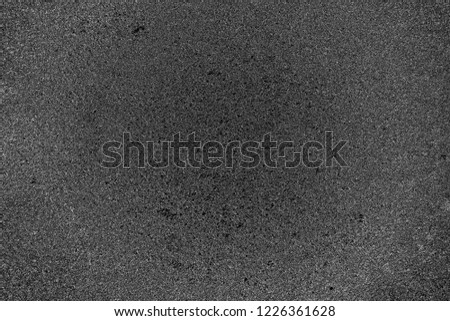 Abstract background. Monochrome texture. Image includes a effect the black and white tones. #1226361628