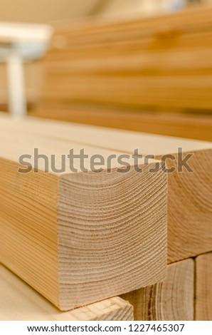 Sawn wood lumber #1227465307