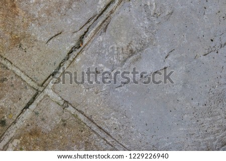 background with gray cement asphalt #1229226940