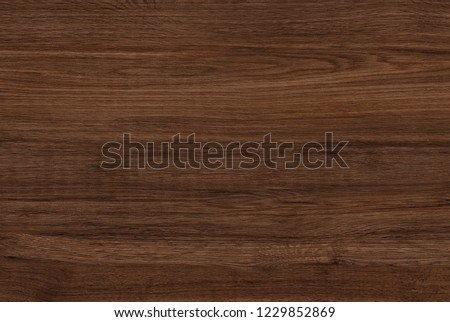 wood texture background, natural wooden texture background, plywood texture with natural wood pattern, walnut wood surface with top view #1229852869