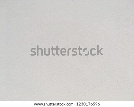 White concrete wall texture backgrond #1230176596