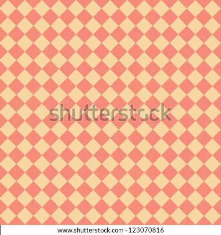 Checkered Valentine Background - Hi Res