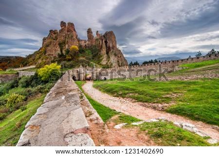 Belogradchik Rocks and Fortress #1231402690