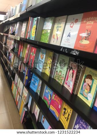 Book Store in Chumphon,16 Nov 2018 #1231522234