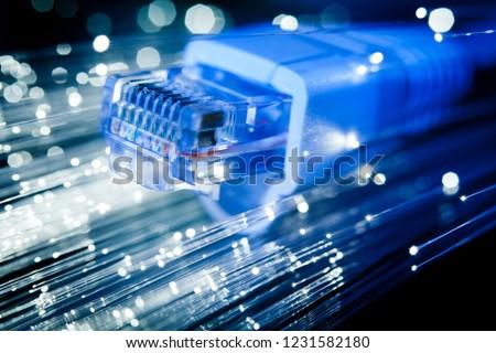 RJ45 plug adsl #1231582180