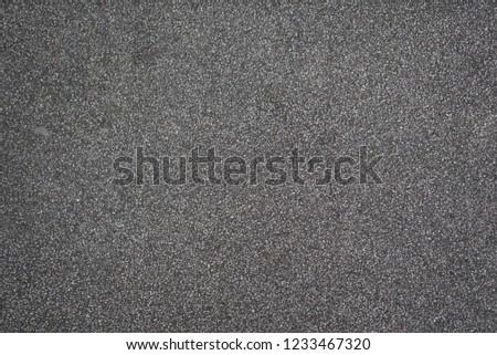 Texture,asphalt driveway background  #1233467320