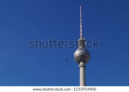 Berlin TV Tower #1233954400