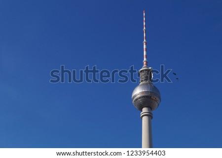 Berlin TV Tower #1233954403