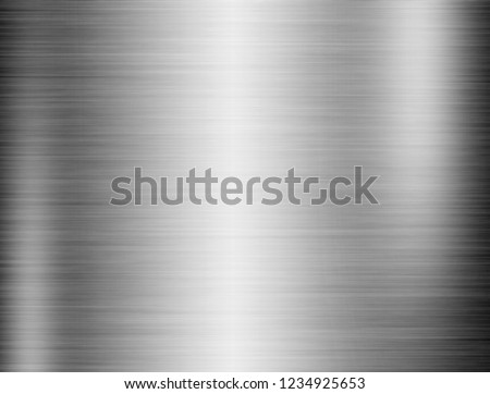 Grey Metal Background #1234925653