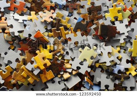 puzzle Royalty-Free Stock Photo #123592450