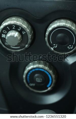 air condition, temperature regulator car control  #1236551320
