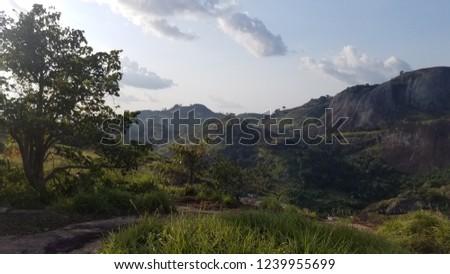 Idanre Hills, Ondo State, Nigeria