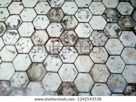 paving stone texture #1242543538