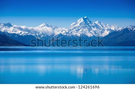 Lake Tekapo, South Island, New Zealand #124261696