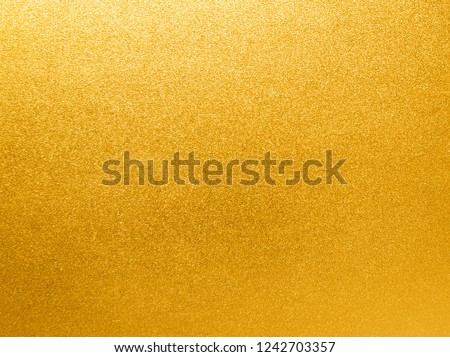 Gold glitter background gold texture #1242703357