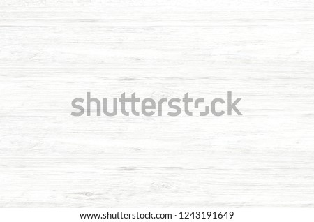 White wood plank texture for background. #1243191649