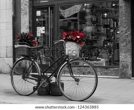 Bicycle Royalty-Free Stock Photo #124363885