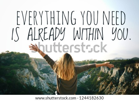 Quote. Best Inspirational and motivational quotes and saying about life, wisdom, positive, uplifting, empowering, success, motivation, and inspiration. #1244182630