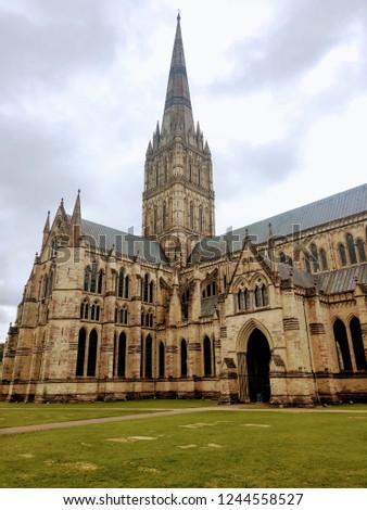 Salisbury Cathedral, Salisbury, England #1244558527