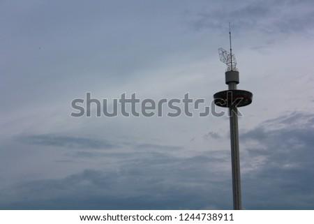 Melaka Tower Skycraper #1244738911